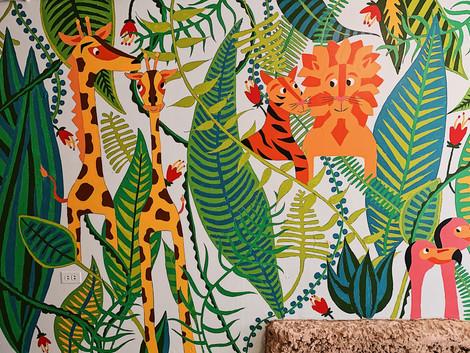 :: Into the Jungle
