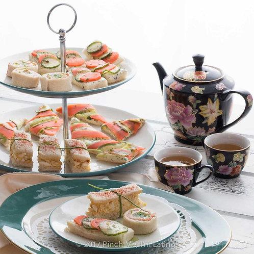 Kitties & Sandwiches High Tea