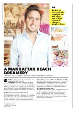 Manhattan Beach Creamery