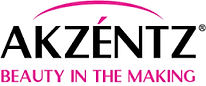 Akzentz gel logo
