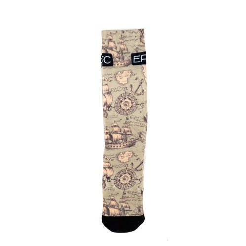 EFC Compass Socks