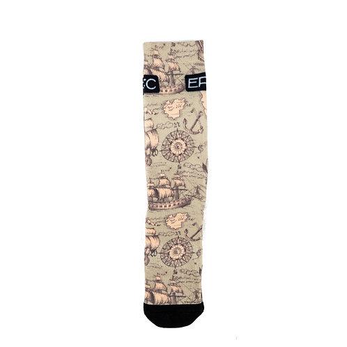 EFC Compass Socks