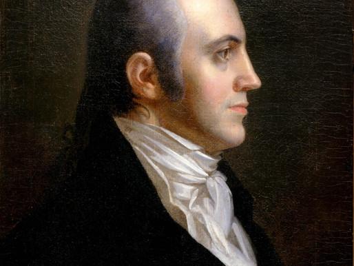 Biographies of Aaron Burr