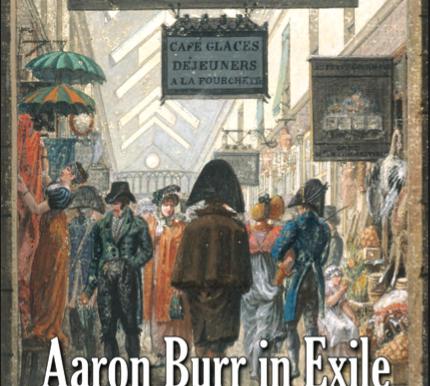 Aaron Burr In the News 2015