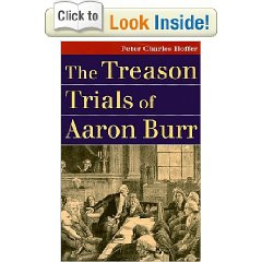 Aaron Burr In the News in 2008