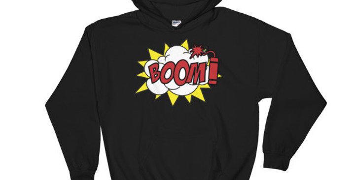 Boom! Hooded Sweatshirt