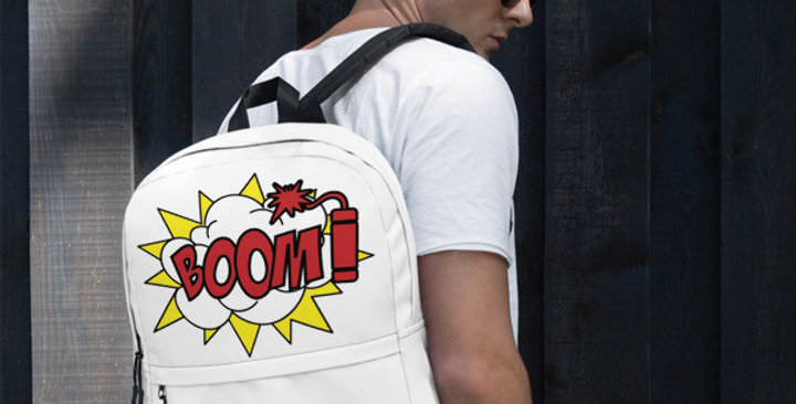 Boom! Backpack