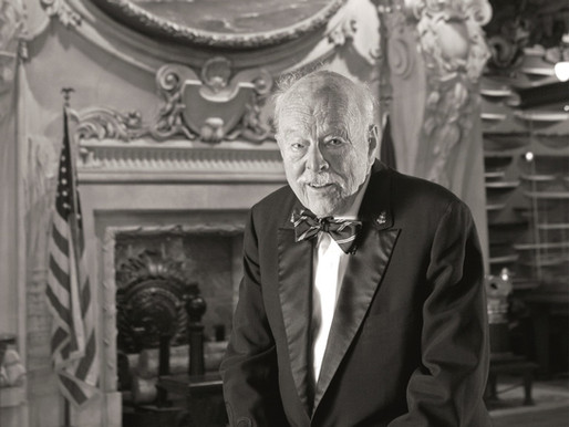 "The Aaron Burr Association says goodbye to Henry ""Harry"" Hill Anderson, Jr."