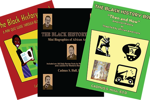 The Black History Bowl Collection