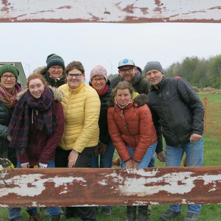 Biohof Unger: Ein Vormittag auf der Weide