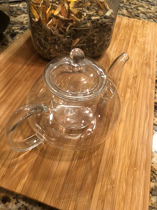 400ml Glass Teapot from Drink Our Hi-G