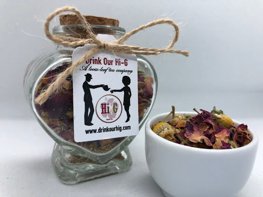 Tea Favors (in Glass Jars) for All Occasions!