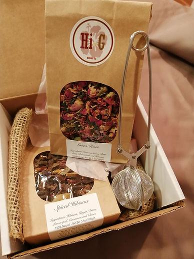 Tea Favors, Tea, Organic Tea, Loose Leaf