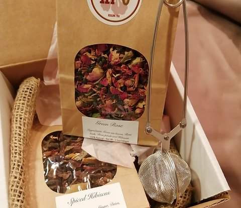 2 bags/2 blends  (3oz-85gm/Bag) - A Month (for 3 months)