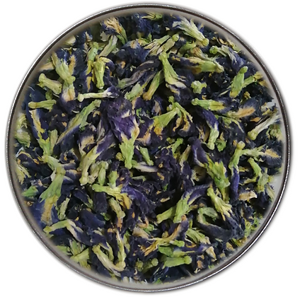 Simply Blue - 100% Organic Dried Butterfly Pea