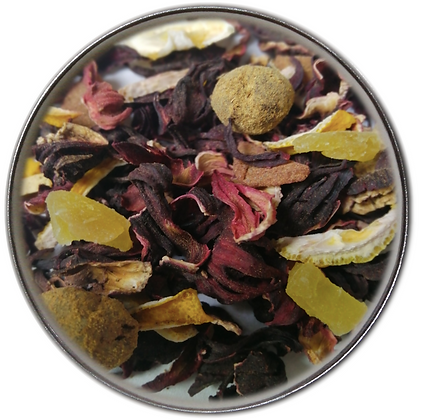Spiced Hibiscus