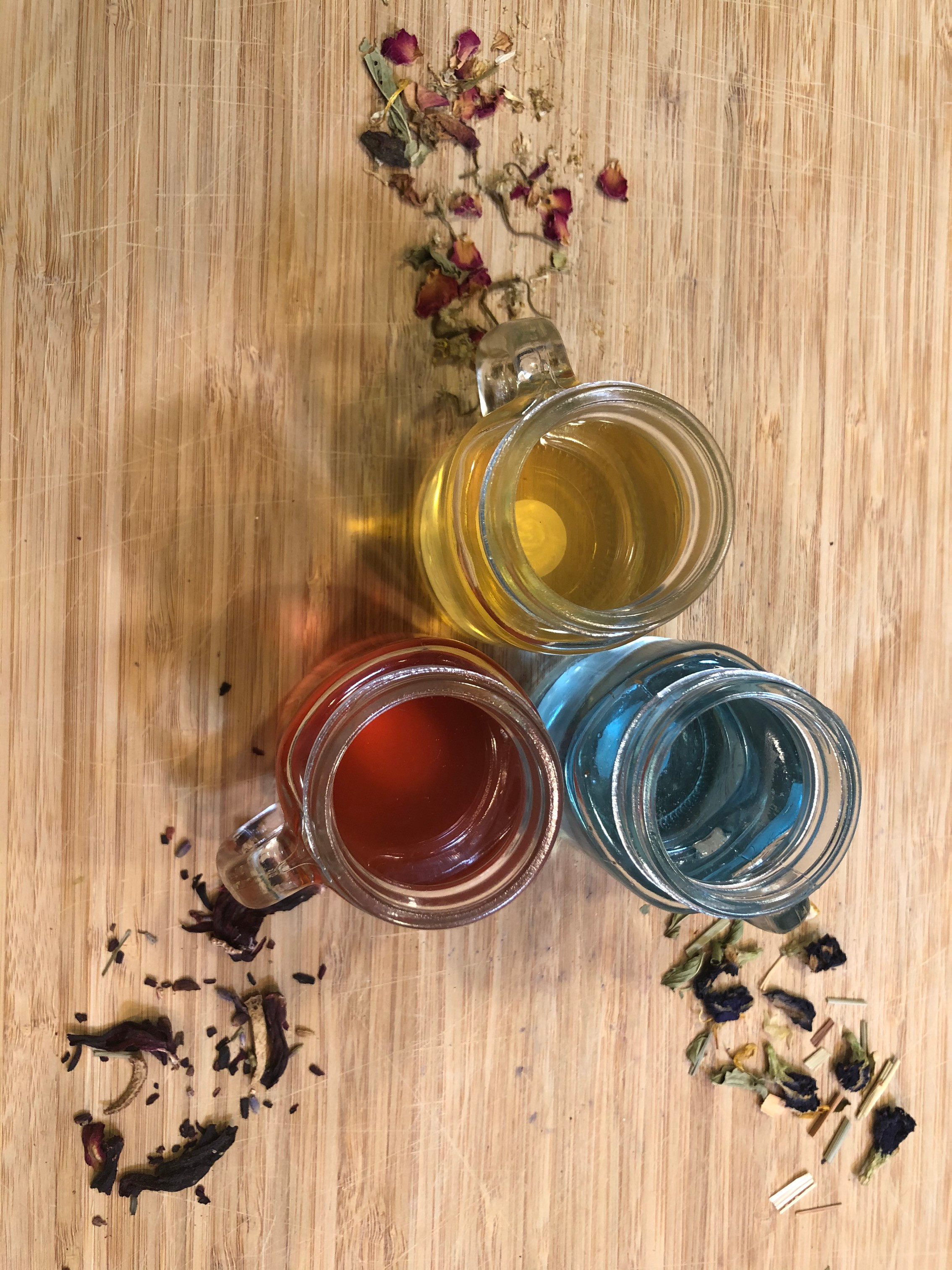 All Herbals - Virtual Tea Tasting