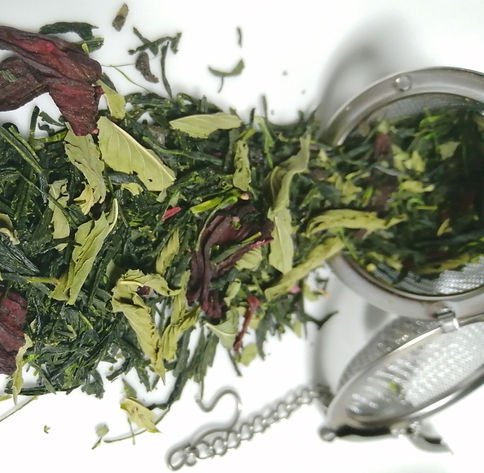 Green Tea, Red Mint Tea, Mint Tea, Tea F