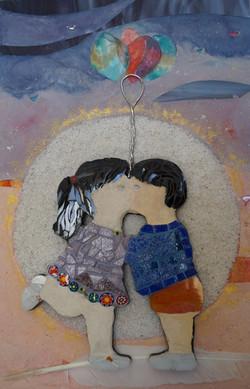 Les petits amoureux au clair de lune