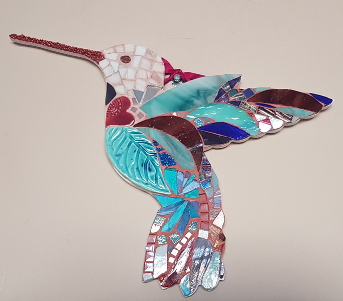 Colibri mosaique