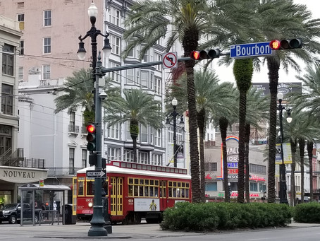 Noteworthy stops around New Orleans