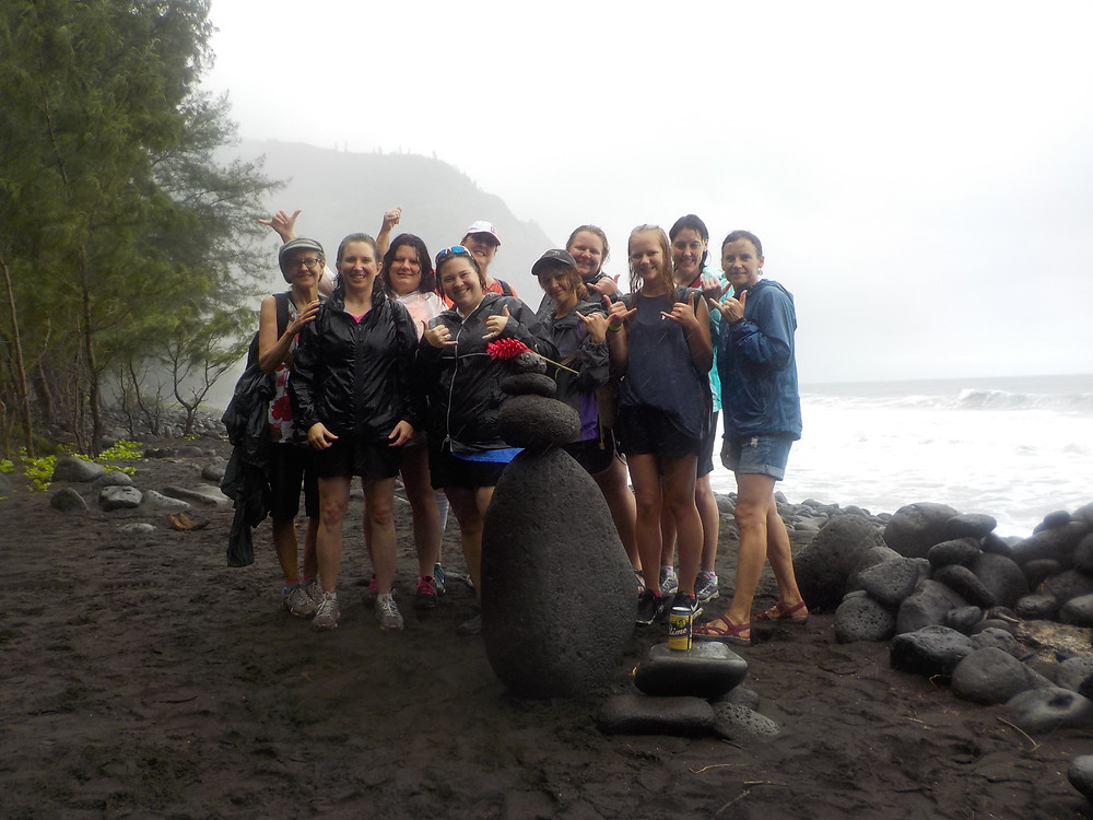 Women on the Grow, travel, Big Island, Hawaii