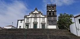 Igreja Matriz de Nossa Senhora da Estrel in San Miguel, Portugal