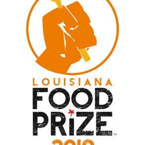Cuban Liquor and the Louisiana Food Prize, the Perfect Pairing...