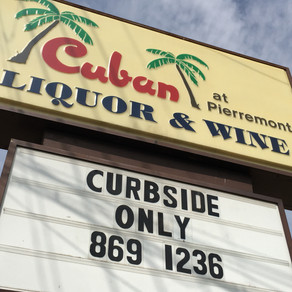 Introducing Pedal to the Metal, No Contact Curbside Service at Cuban!!!