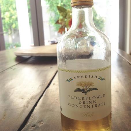 Elderflower Water