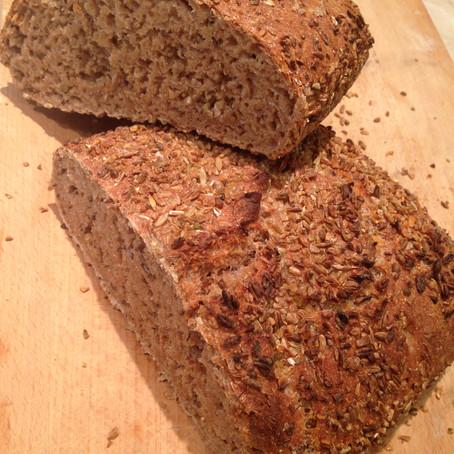 Organic Spelt Caraway Bread