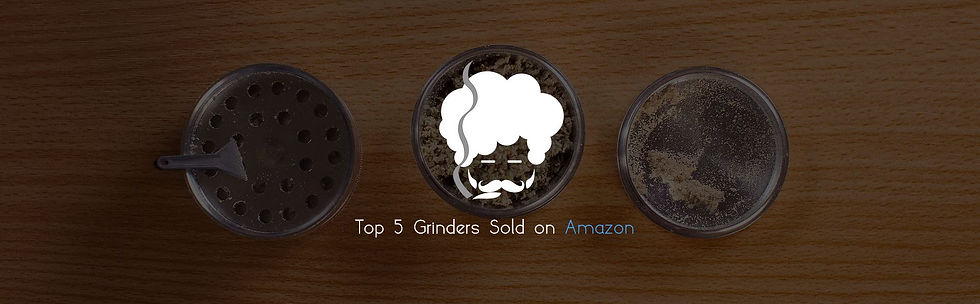 Top 5 Grinders Sold on Amazon