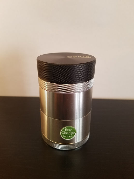 All in one herb grinder