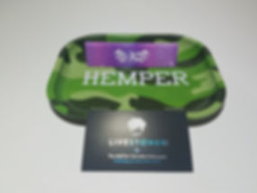 Hemper.co monthly weed box review.