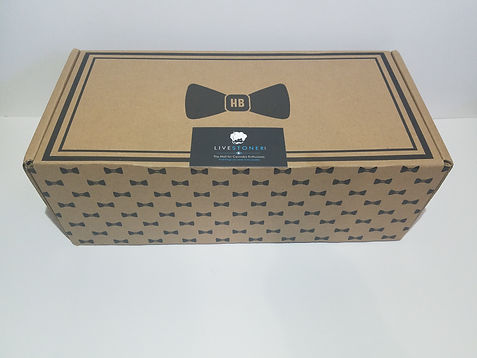 Today we review the Hippie Butler Box