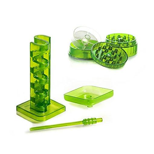 Lean Green Wizard Cone Filling Machine