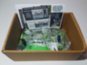 Whats inside the hemper box.