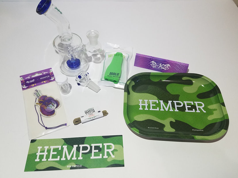 Hemper.co produt review