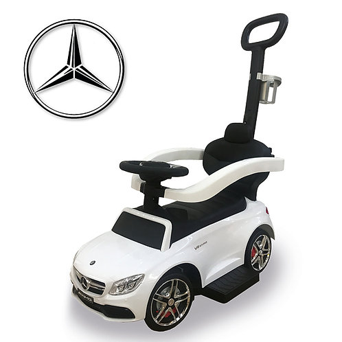 ART. 1609/B - Mercedes Push Car