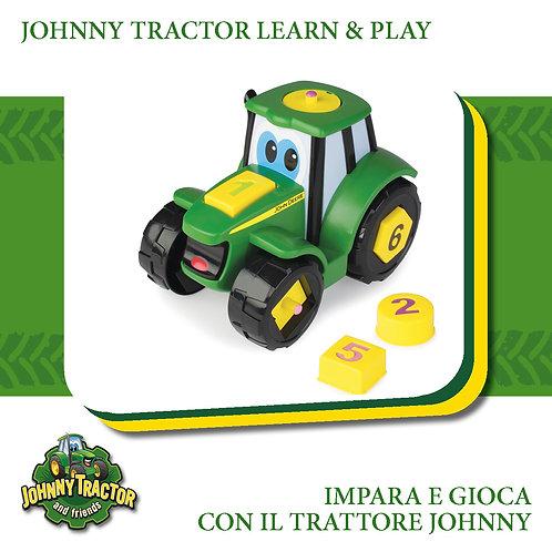 JONNY TRACTOR LEARN & PLAY