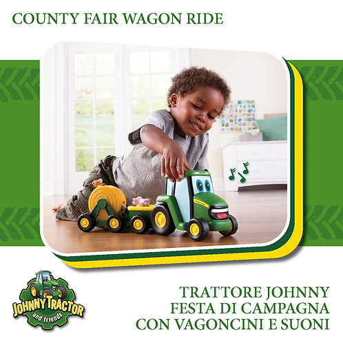 COUNTY FAIR WAGON RIDE