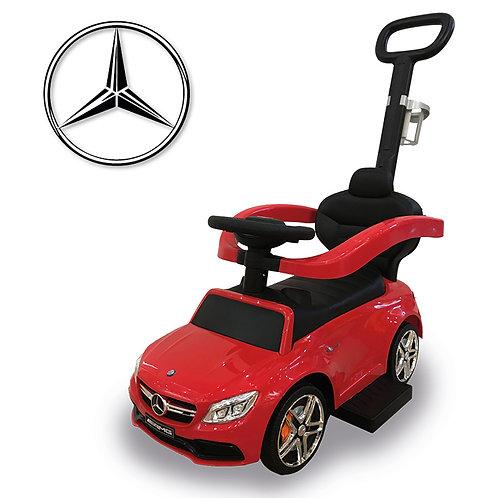 ART. 1609/R - Mercedes Push Car