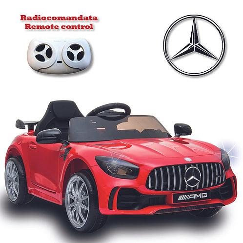 ART. 1132/R - Mercedes GT 12V