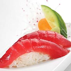 Salmon or Tuna Nigiri (2pcs)