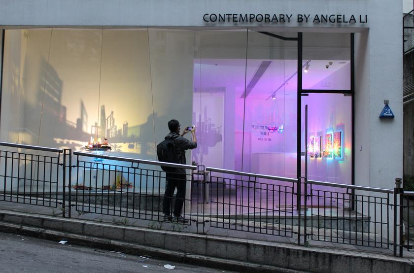 installation shot at Contemporary by Angela Li Hong Kong