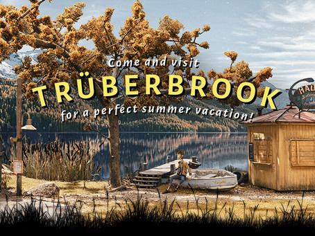 Trüberbrook: a 'Hands on' Approach to Making Games