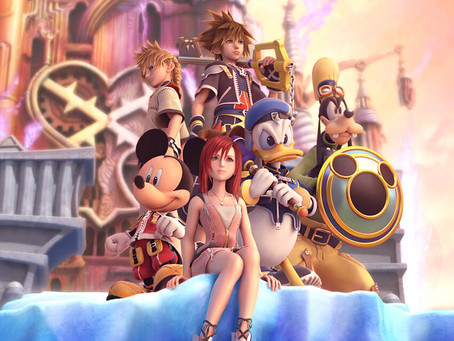 Your Experiences - How Kingdom Hearts Influenced my Childhood -- by Melissa Hawkes