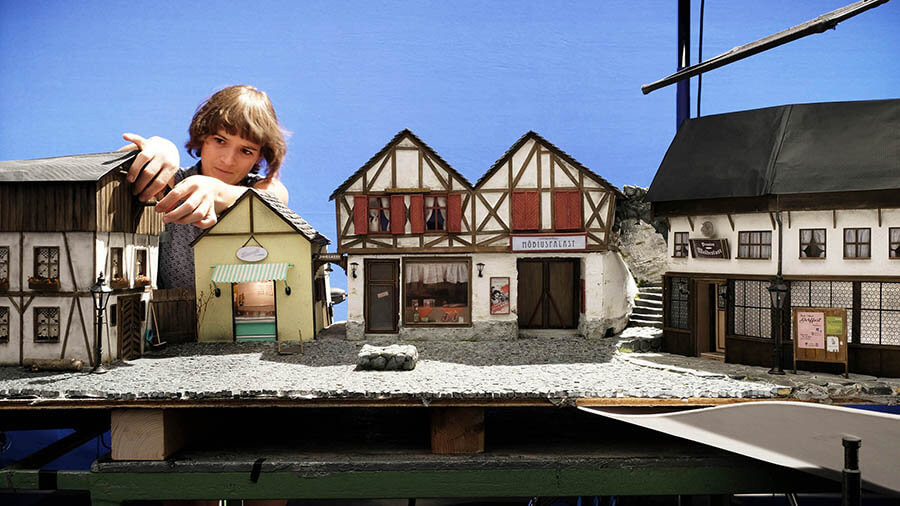 Trüberbrook video game image - the making of the Trüberbrook video game