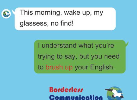 「勉強しなおす」を英語で言うと 〜今日の関西弁de英語〜