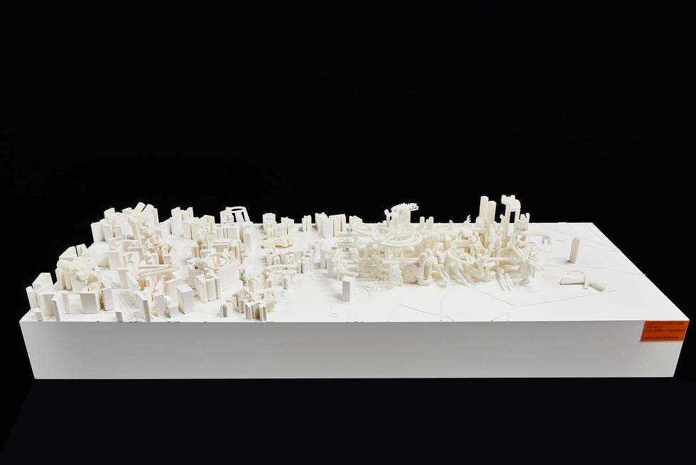 City designed by many